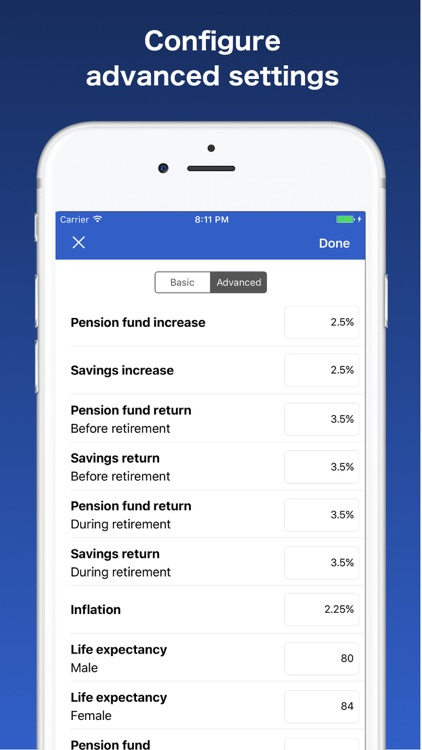 Retire Early+ - your retirement calculator screenshot-4