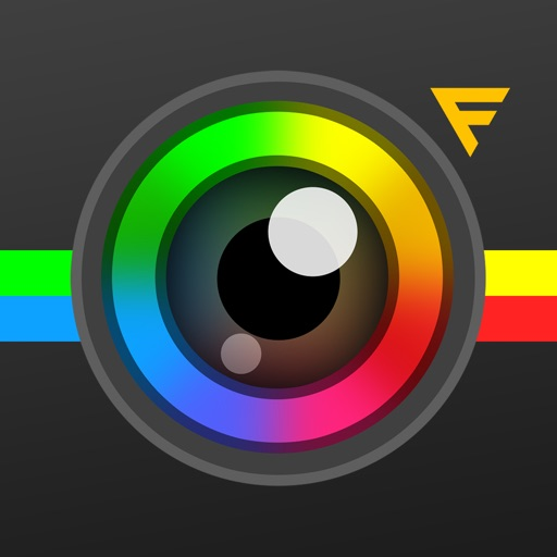 Filterra – Photo Editor, Effects for Pictures app logo