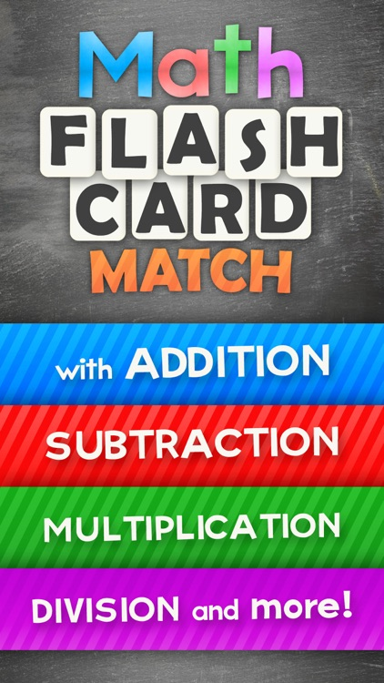 Math Flash Card Matching Games For Kids Math Tutor