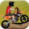 狂热山地自行车越野赛 - 最好玩的免费摩托车赛车游戏