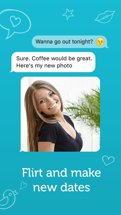 Charm. Online dating & chat. Meet new people