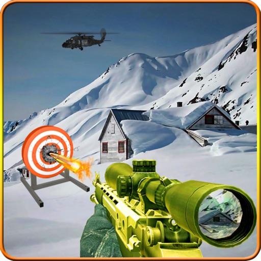 элитный снайпер шутер снег мастер съемки 3d беспла