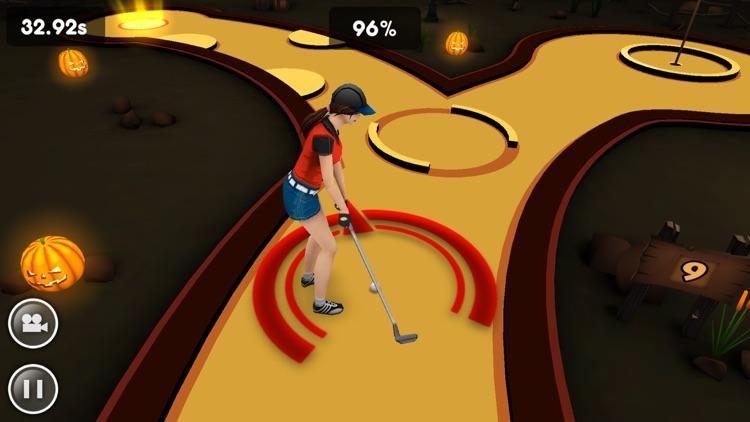 Mini Golf Game 3D screenshot-3