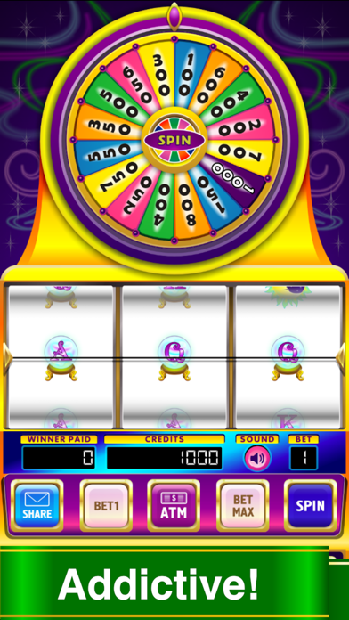 Crystal Ball Magic 8 Bonus Bet Billionaire Slots screenshot 2