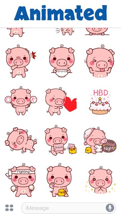 Pig Baby Aniamted screenshot-3
