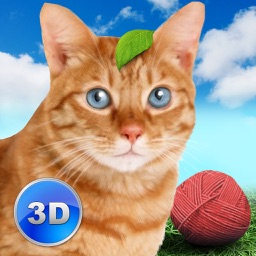 Cat Simulator: Cute Pet 3D