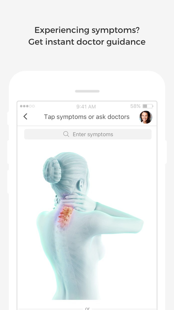 Doctor consult & prescriptions Screenshot