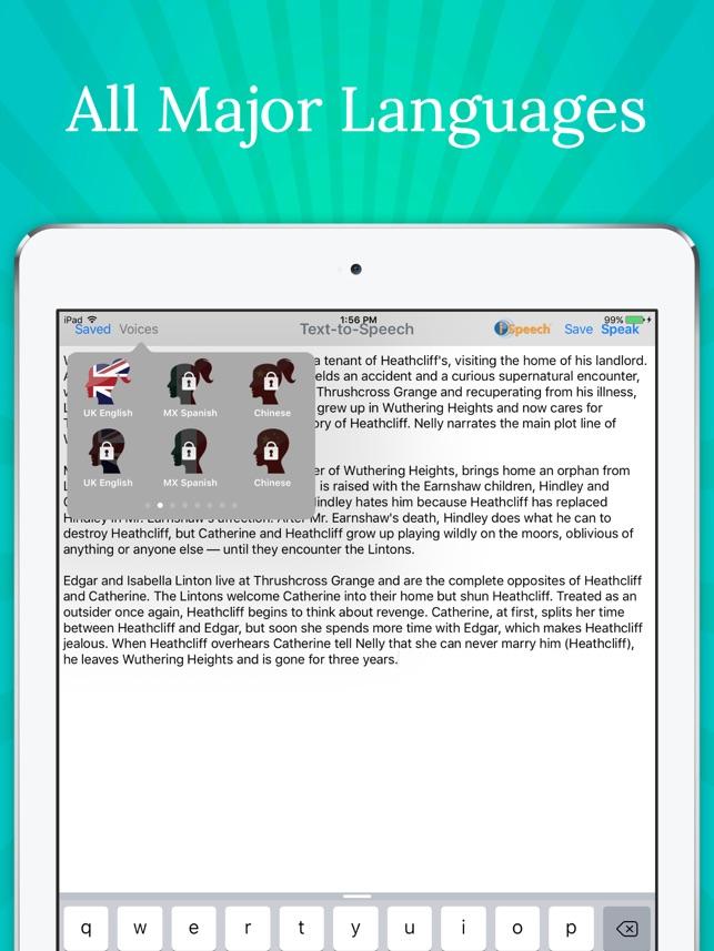 Text to Speech App-iSpeech TTS on the App Store