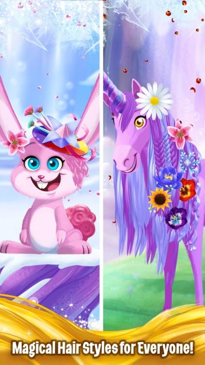 Barbie Dreamtopia - Magical Hair