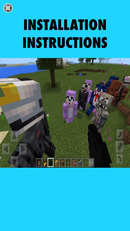 how to get addons for minecraft pe on ipad