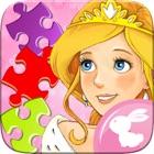 Jigsaw Puzzle Princess - Funny Shape Cartoon Games icon