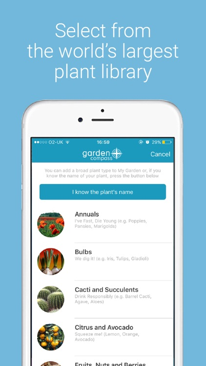 Garden Compass- Gardening & Plant Identification screenshot-3