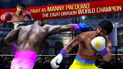 Real Boxing Manny Pacquiao screenshot 1