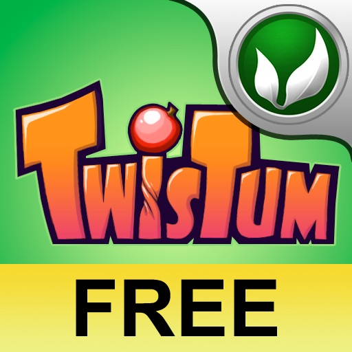 Twistum Free - Addictive Fruit Matching Puzzle Game