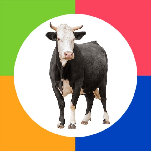 Preschool Games - Farm Animals by Photo Touch icon