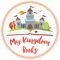 The My Kingdom Books app is designed to work alongside our personalised children's story book