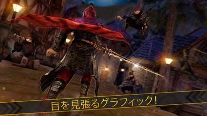 スーパー サムライ 忍者 英雄 大戦争のスクリーンショット2