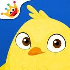 Jogos para Crianças e bebês 3+: Colorir Birds icon