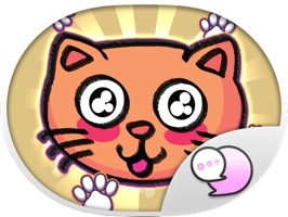 Crazy Catz Stickers for iMessage Free