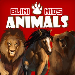 Blini Kids Animals games and puzzles for children