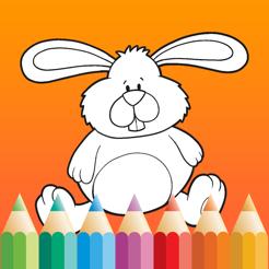 Buku Mewarnai Paskah Untuk Anak Anak Di App Store