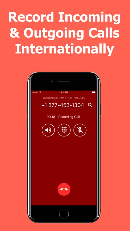 Record - Phone Call Recorder App