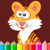 Coloring book : kids games for boys & girls apps