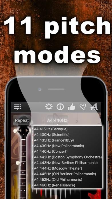 Easy Banjo Tuner Screenshot 2