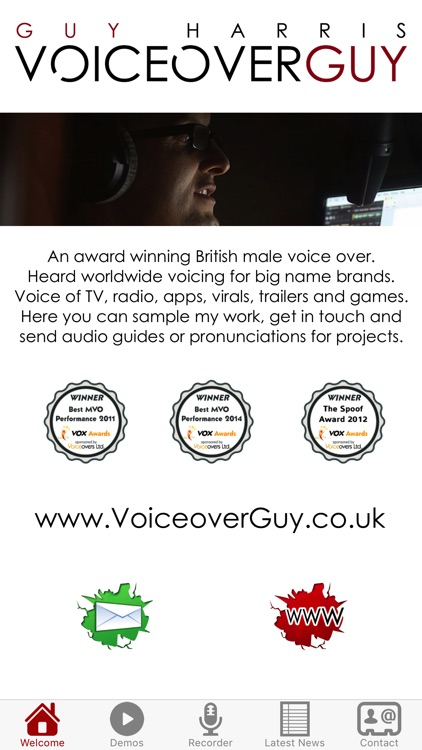 VoiceoverGuy screenshot-0