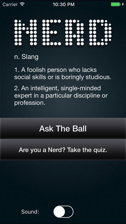 Nerd Ball