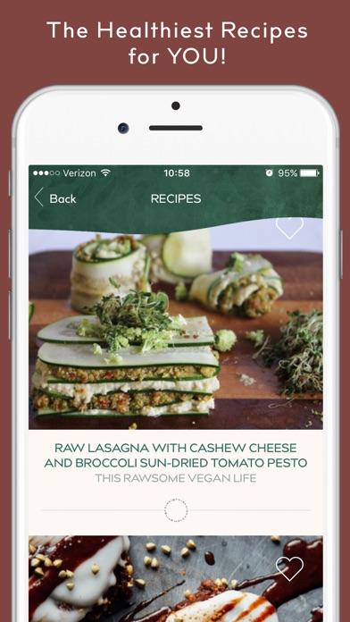 Cook + Cure | Food is Medicine Screenshots