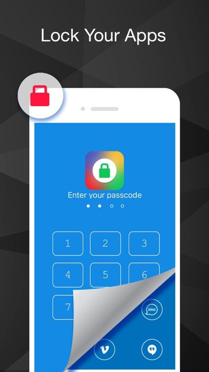 Applock : App Lock - with Fingerprint Password app image