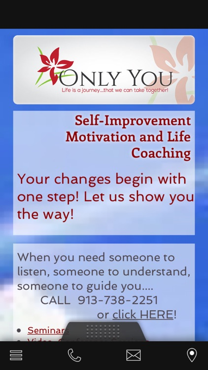 ONLY YOU Life Coaching