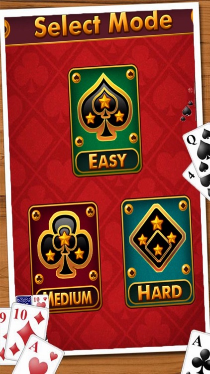 Prefect Card Solitaire