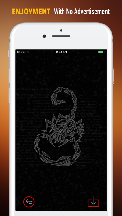 Scorpio Wallpapers HD-Quotes and Art Pictures screenshot-1
