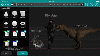 Iyan 3D - Animator's Professional Edition Screenshot