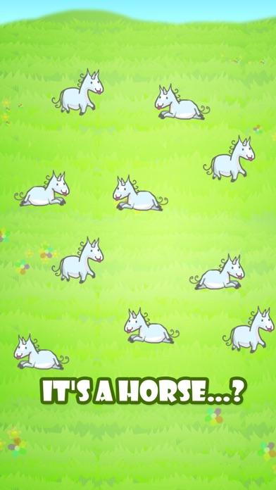 Unicorn Evolution Party Screenshot on iOS