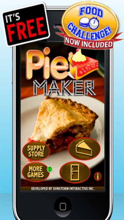 Pie Maker screenshot-0