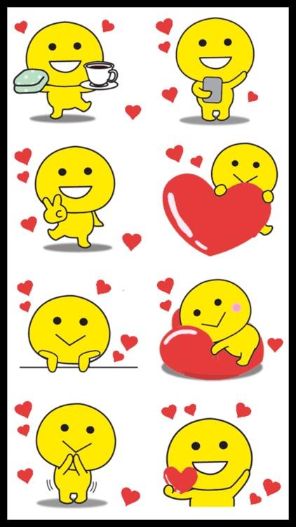 Love Emoji Stickers screenshot-3