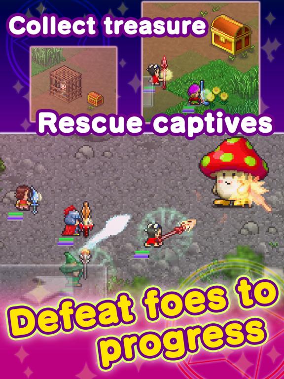 Magician's Saga screenshot 6