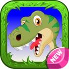 малышей Динозавры пазлы игры icon