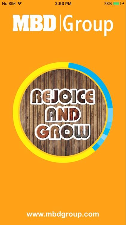 Rejoice and Grow