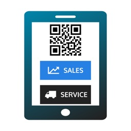 Sales and Service QR Scanner