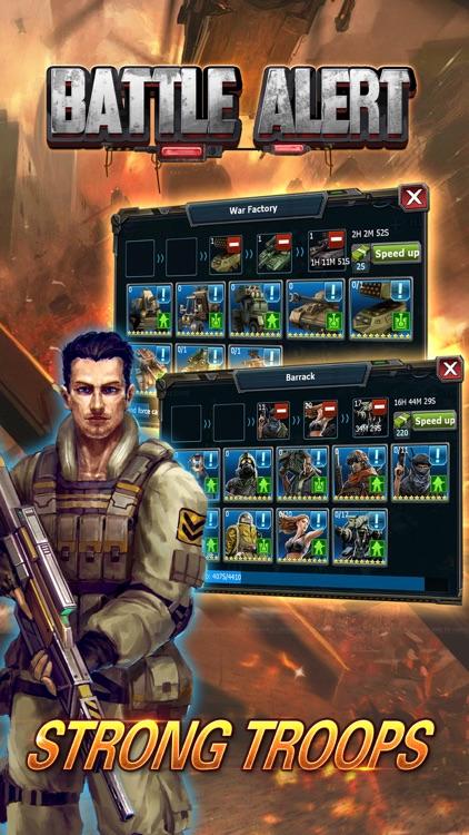 Battle Alert HD screenshot-3