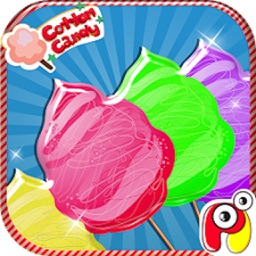 Baby Rainbow Cotton Candy Maker - Fun Cooking free