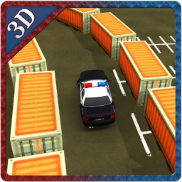 Police Car Parking- City Driving Simulation