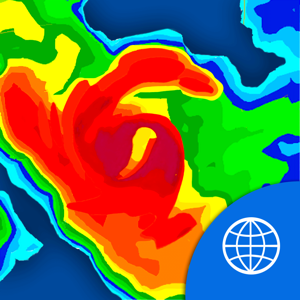 NOAA World Radar – Rain, Hurricanes & Weather app