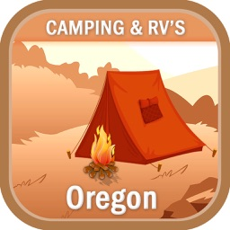 Oregon Campgrounds & Hiking Trails Offline Guide