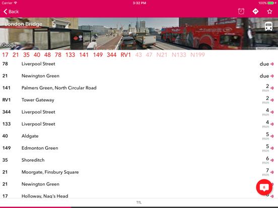 UK Bus Checker Premiumのおすすめ画像2
