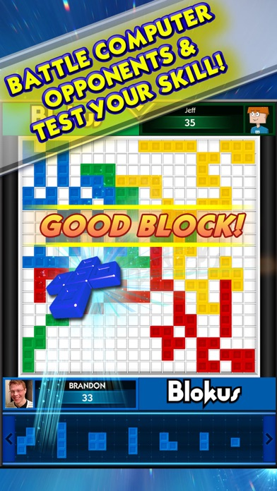 Blokus™ The Official ... screenshot1